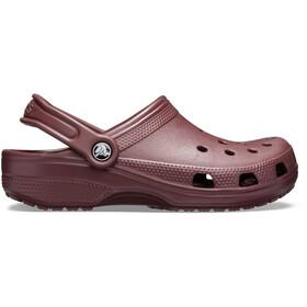 Crocs Classic Chodaki, burgundy